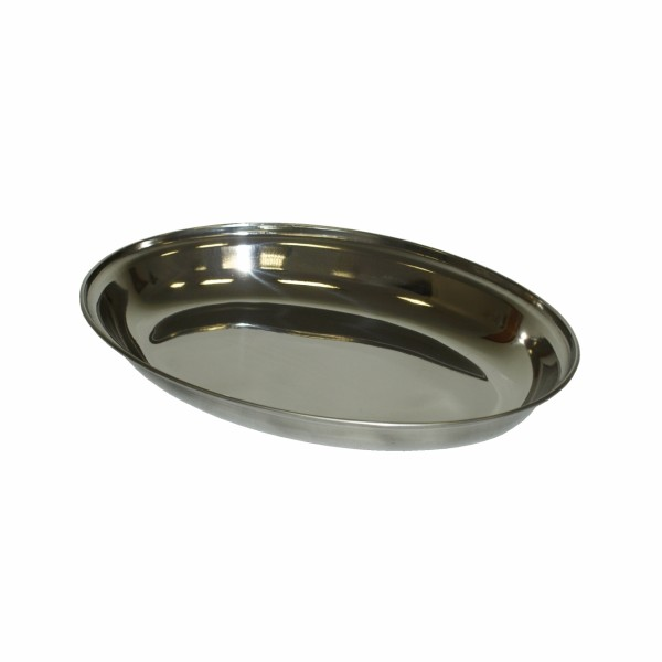Inox  duboki ovalni poslužavni ( 92-445000 )