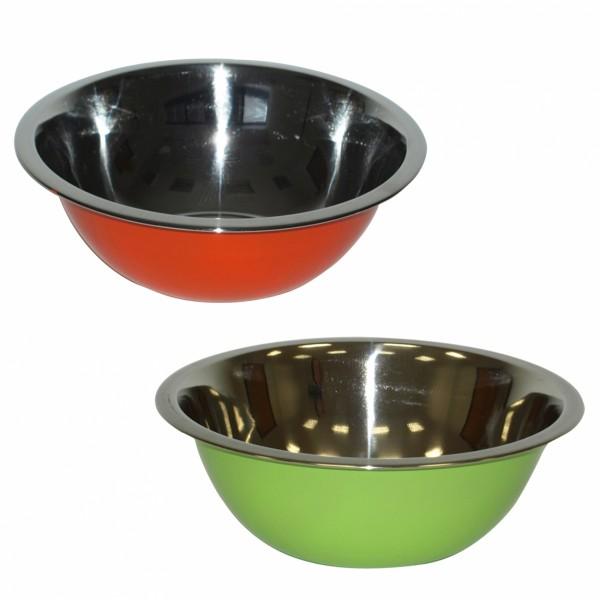 Inox činija u boji, 24 cm ( 92-422000 )