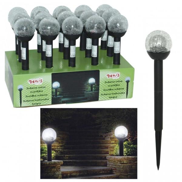 Solarna ubodna svetiljka,LED 6 ( 80-806000 )