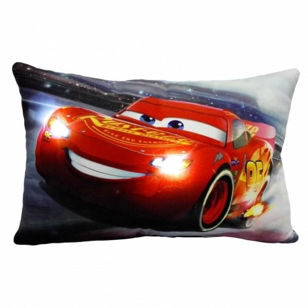 Cars 3 jastuk s LED svjetl.40x