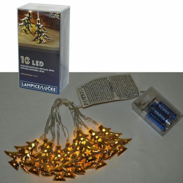 LED svetleći borići 10L, 6cm ( 52-562000 )