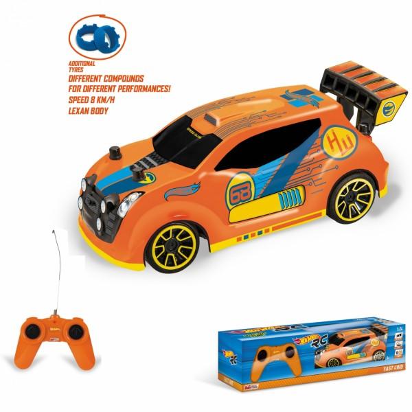 Hot Wheels R/C Fast 4WD ( 49-103100 )