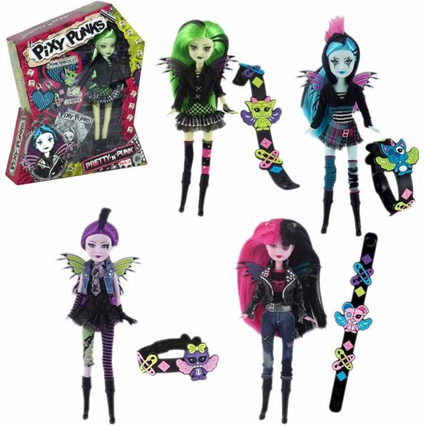 Pixy Punk lutka sa narukvicom ( 44-363000 )