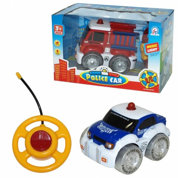 R/C vozilo, svetlo,zvuk, 2 vrs ( 43-901000 )