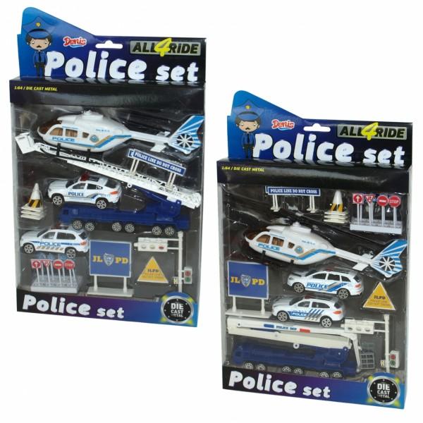 Policijska jedinica, set ( 38-411000 )