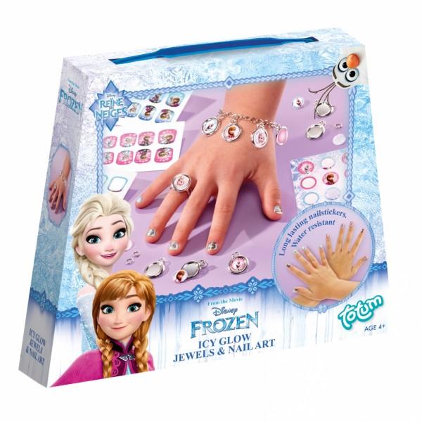 Frozen nakit i set za nokte