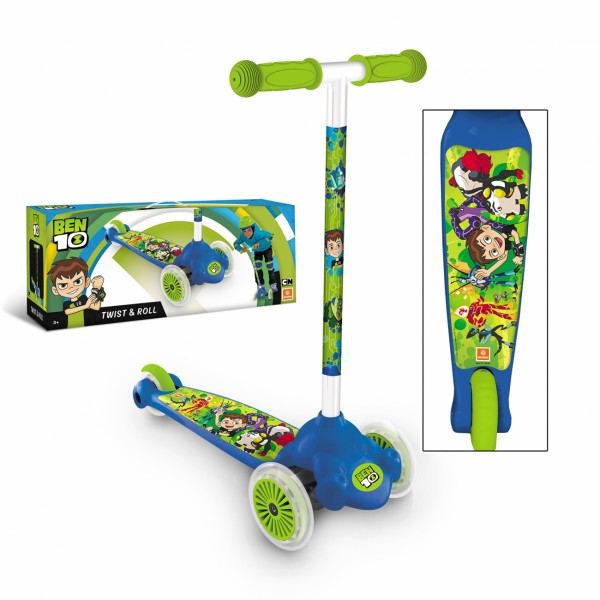 Ben 10   Twist & roll romobil ( 18-540600 )