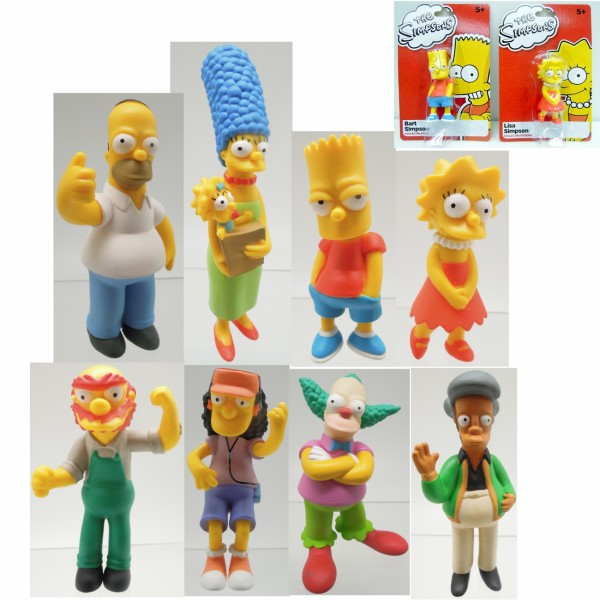 Simpsons figurica  7cm ( 08-401000 )