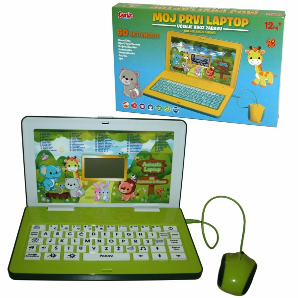 Moj prvi laptop ( 06-572000 )