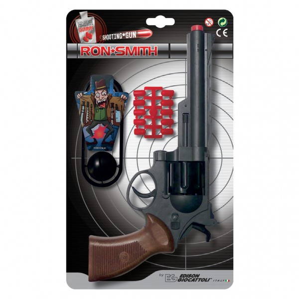 Gummy Gun Ron Smith 28 cm, 10 ( 62-808200 )