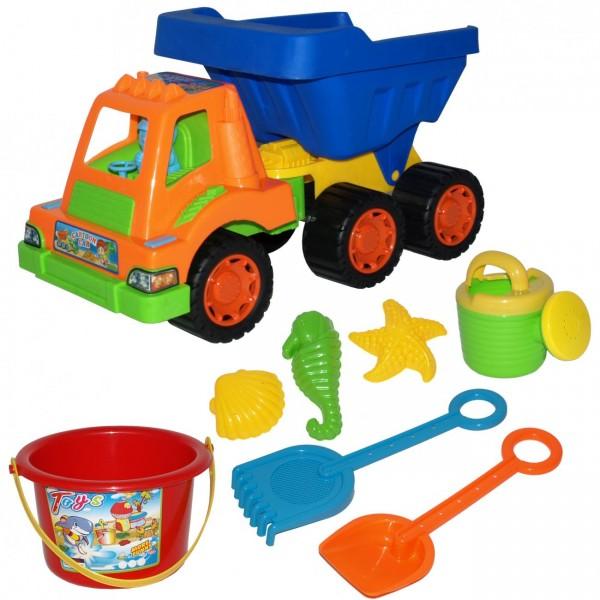 Kamion+set (7 kom) ( 50-318000 )
