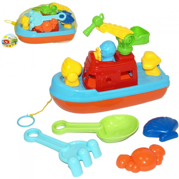 Čamac + set (4kom) ( 50-305000 )