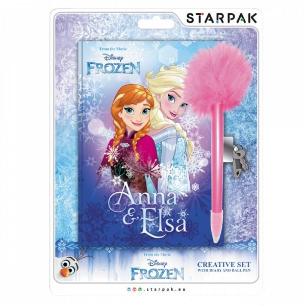 Dnevnik Frozen ( 33-301070 )