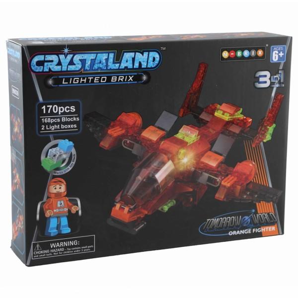 Crystal kocke Letelica 3 u 1 ( 31-975000 )
