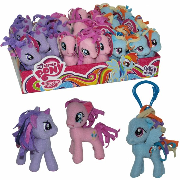 My Little Pony -plišani privez ( 03-701200 )