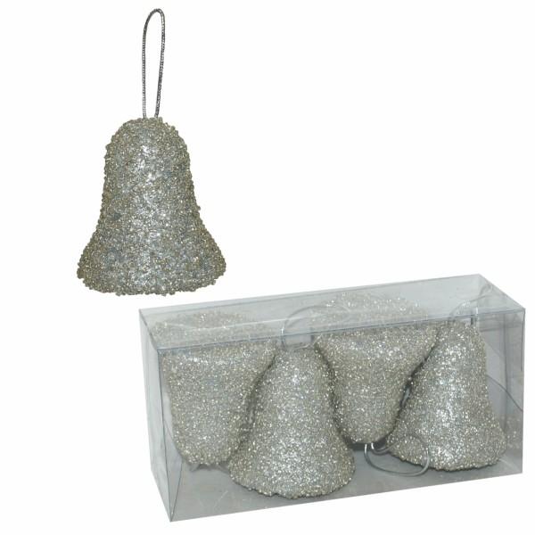 7 cm Zvono stiropor 4 kom, sre ( 51-841000 )