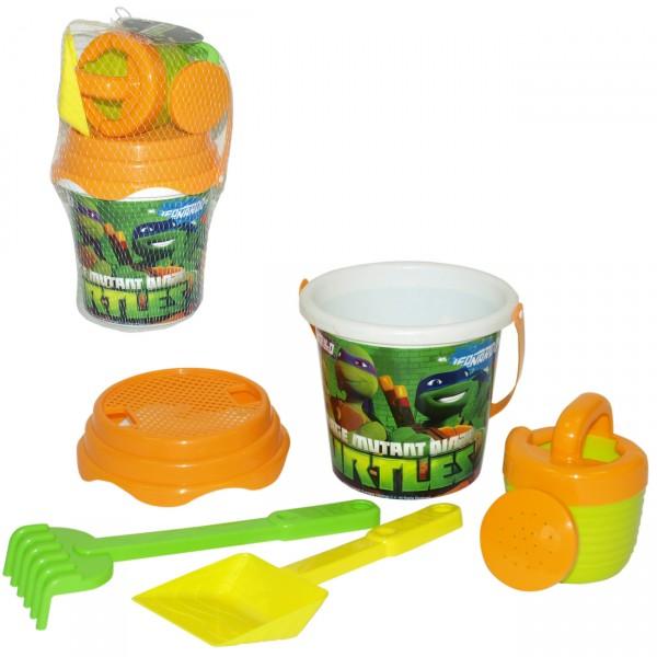 Set za pesak TMNT 5 delova ( 50-387000 )
