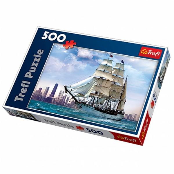 Slagalica 500 Sailing ship