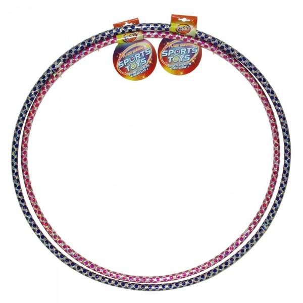 Hula-hop,72/76cm sort ( 14-090000 )