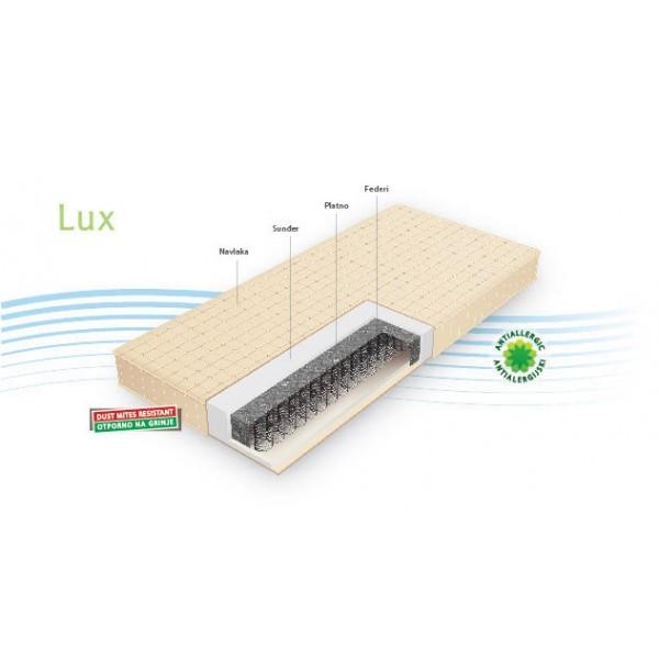 Dušek Lux 90X190/90X200