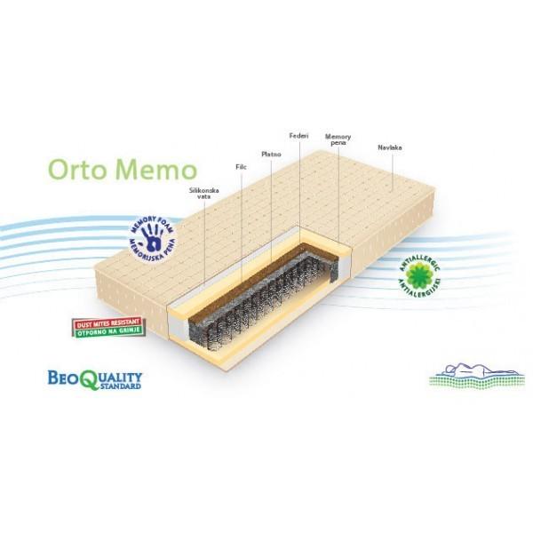 Dušek Orto Memo 80X190/80X200