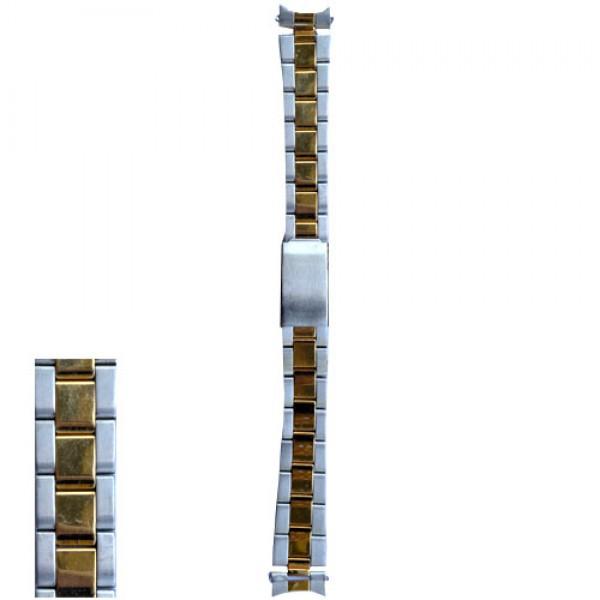 Bicolor metalni kais - BIC-302 17mm