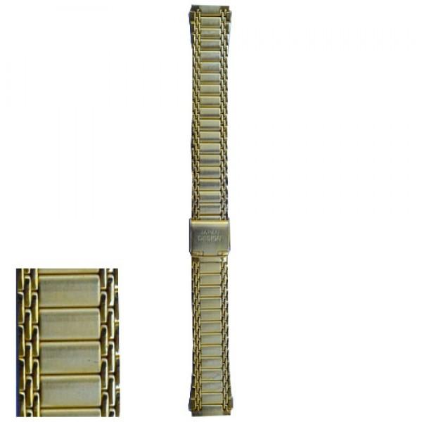 Metalni kais zlatni - ZMK-233 Zlatni 18mm