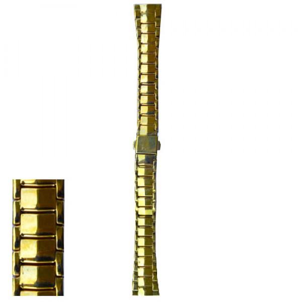 Metalni kais zlatni - ZMK-226 Zlatni 16mm