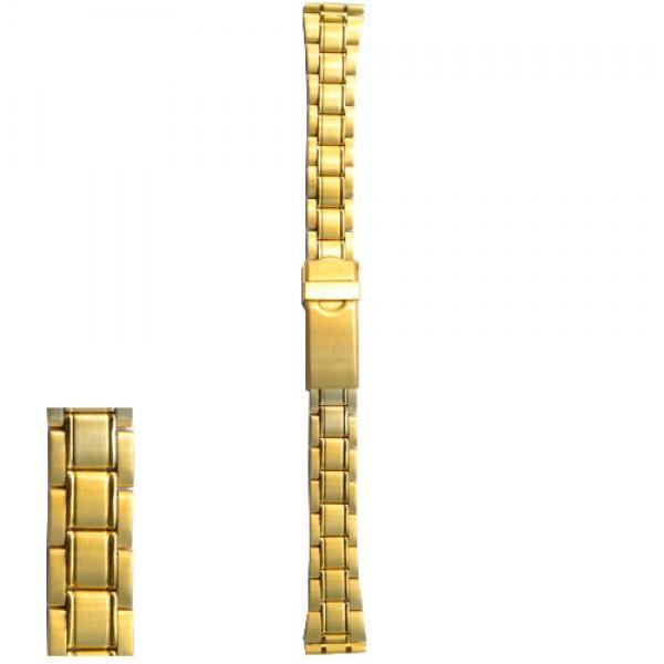 Metalni kais zlatni - ZMK-224 Zlatni 16mm