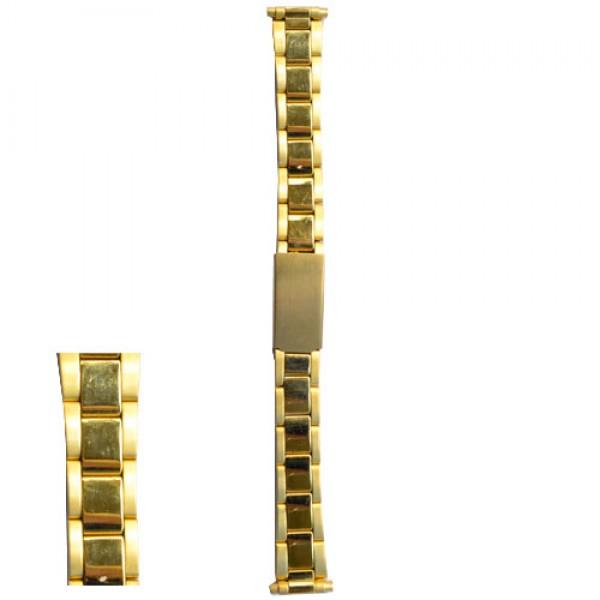 Metalni kais zlatni - ZMK-223 Zlatni 12-16mm