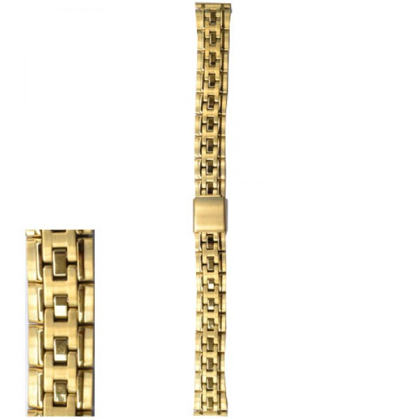 Metalni kais zlatni - ZMK-210 Zlatni 14mm