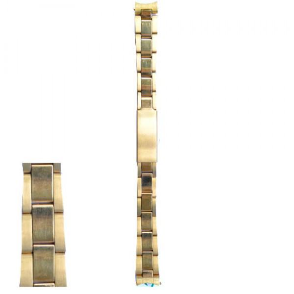 Metalni kais zlatni - ZMK-207 Zlatni 13mm
