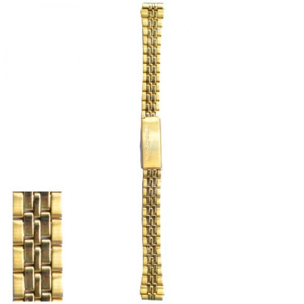 Metalni kais zlatni - ZMK-205 Zlatni 12mm