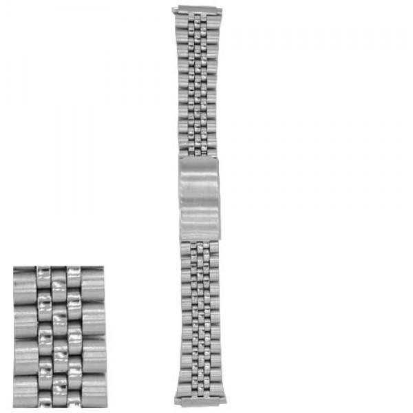 Metalni kais - MK17 Srebrni 16-22mm
