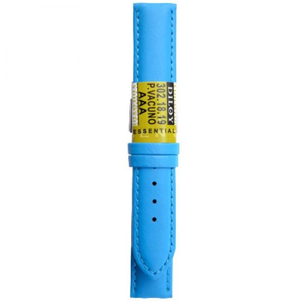 Kozni kais Diloy DIL302.19 Svetlo plava boja