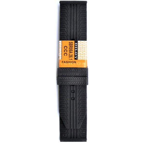 Silikonski kais - SK48 Crna boja 30mm