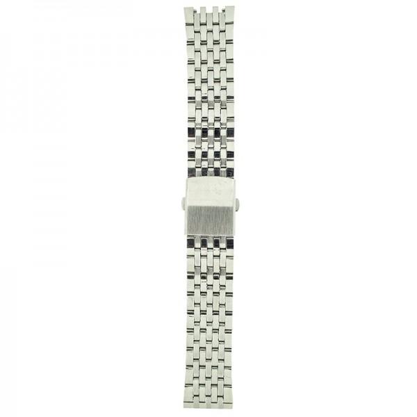 Metalni kais - MK41 Srebrni 22mm