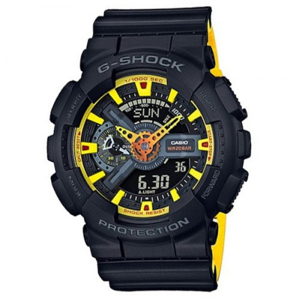 CASIO G-SHOCK GA-110BY-1A