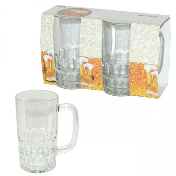 Krigla za pivo 2/1 set, 300 ml ( 92-108000 )