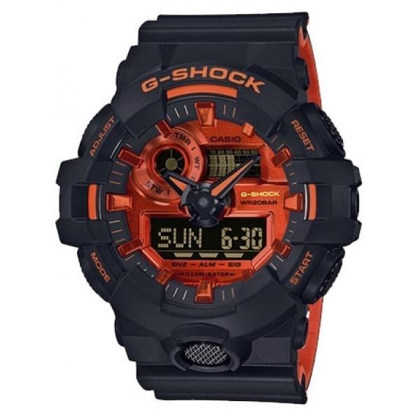 CASIO G-SHOCK GA-700BR-1A