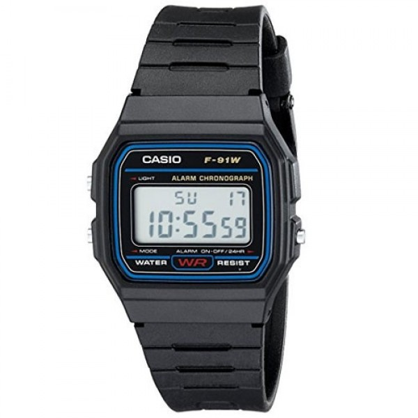 CASIO DIGITLNI F-91W-1