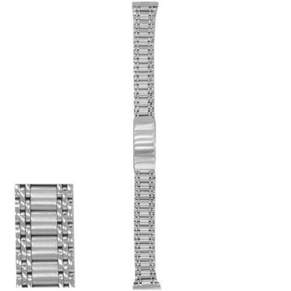 Metalni kaiš - MK16 Srebrni 16mm