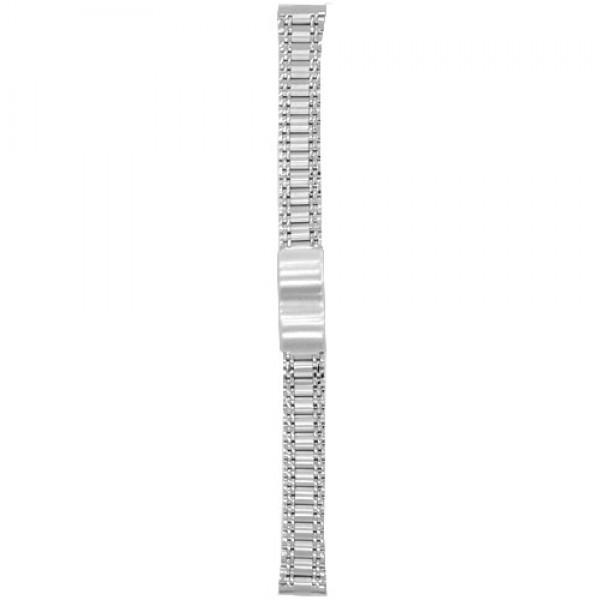 Metalni kaiš - MK12 Srebrni 14mm