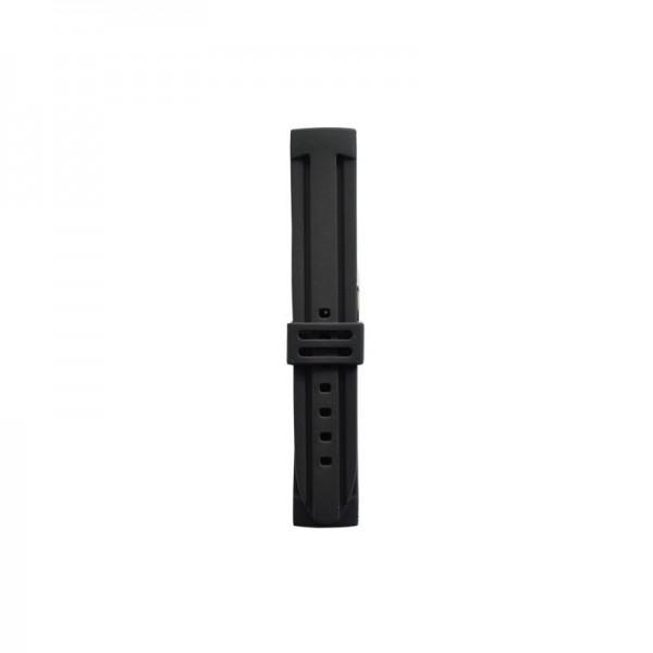 Silikonski kaiš - SK69 Crna boja 24mm