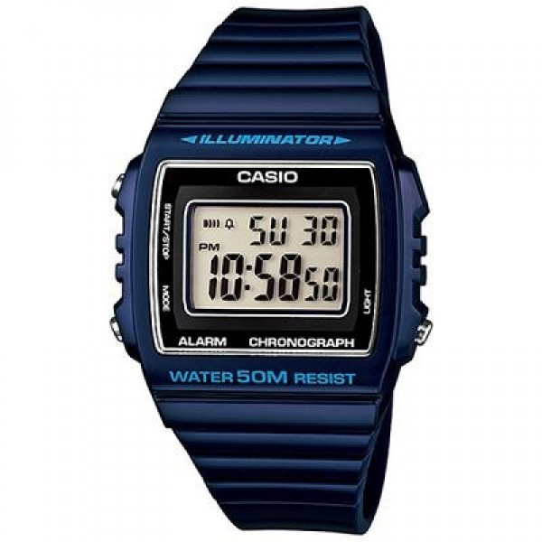 CASIO DIGITALNI W-215H-2A