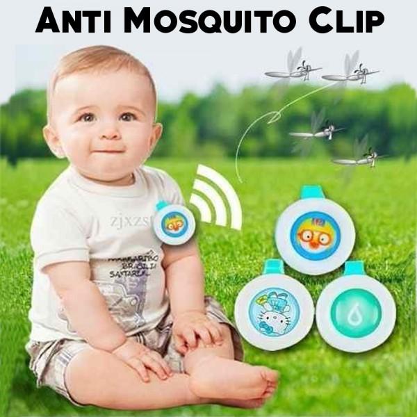 Bedž protiv komaraca za bebe - Set 3 komada!!!