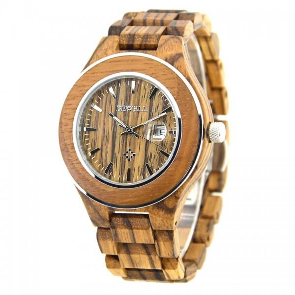 BEWELL muški sat ZS-100AG brown