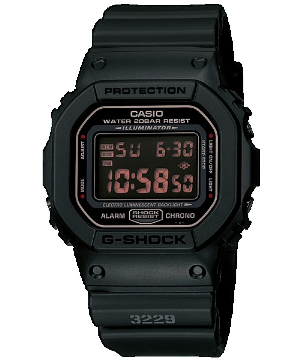 CASIO G-SHOCK DW-5600MS-1