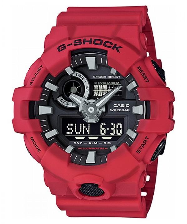 CASIO G-SHOCK GA-700-4A
