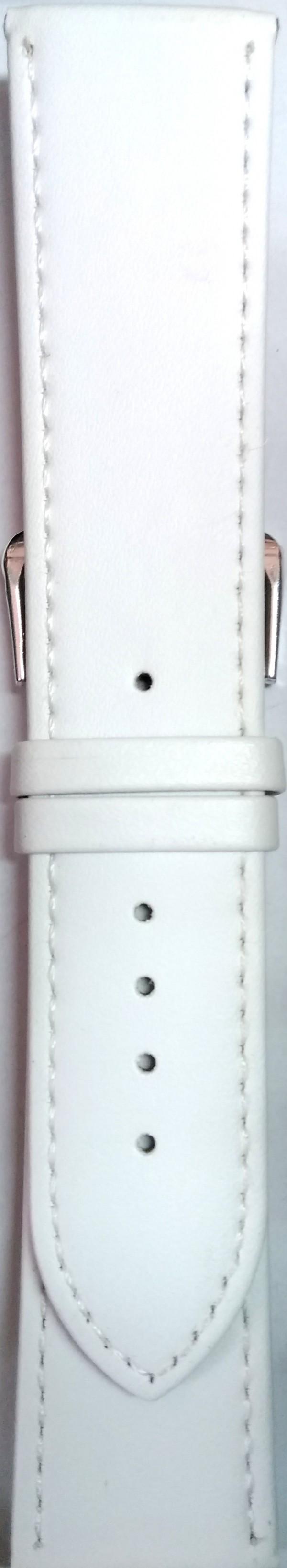 Kožni kaiš 24.01XL ( Eko koža) Bela boja